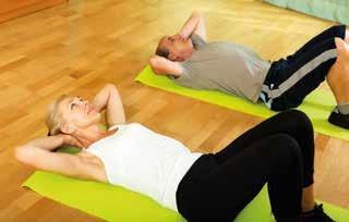 Gymnastik for alle friske damer og mænd.